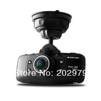 "GS9000 2.7"" TFT 1080P Full HD 5.0MP CMOS Wide Angle car dvrs Camcorder w/ HDMI / GPS / G-Sensor"
