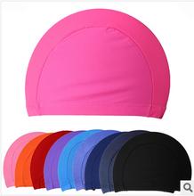 2014 Promotional adult women excellent elastic swimming swim cap(China (Mainland))