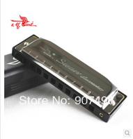 Hohner international silver star 10 hole harmonica diatonic key C blues Jazz band music instrument free shipping best selling