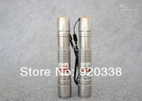 Wholesale - New 6000mw Green laser pointer Focusable Torch burn matches Green laser pen Free ship
