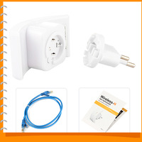 SALE! 300Mbps Wireless N 2.4 GHz WiFi Repeater Network Router 300M Networking Wi-Fi Range Extender 2dbi Antenna 802.11N / g / b