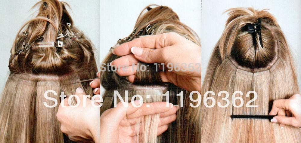 Weft Hair Extensions Video 82