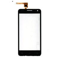 """Original W450 Front Panel Touch Glass Lens Digitizer Screen Original Parts for URiver 4.5"""" MTK6582 Star W450 Phone Free Shipping"""