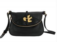Brand  4colors 2014 women mj NATASHA FLAP shoulder bag bolsas flying bird zipper totes handbags buckle lady cross messenger bag