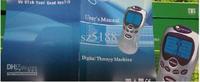Wholesale - 30pcs/lot Health herald digital therapy machine Tens Acupuncture Digital Therapy Machine Massager