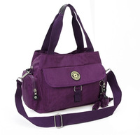 Brand monkey nylon totes handbags 2014 fashion women shoulder bags lady kip cross body 20colors messenger bag canvas party bag 0