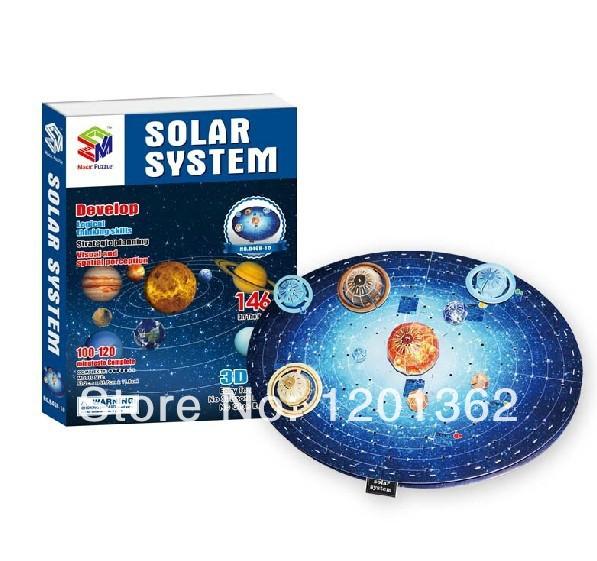 solar system puzzles online - photo #45