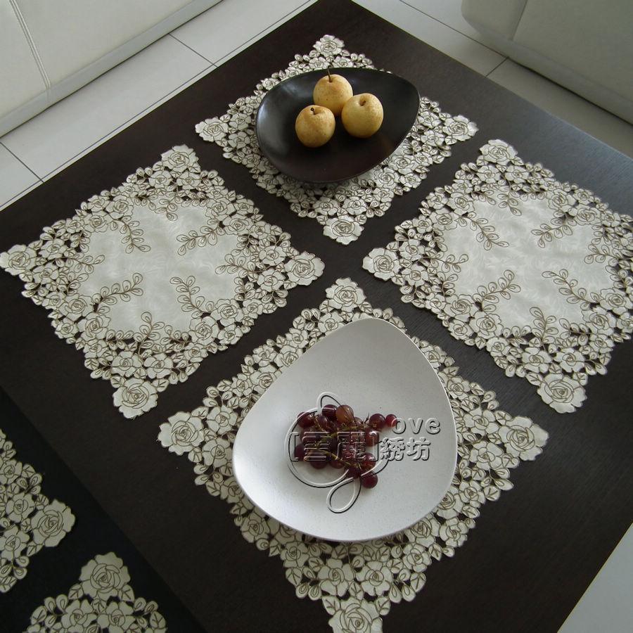 Vente en grosnapperon nappe serviette de table achetez for Serviettes de table en tissu