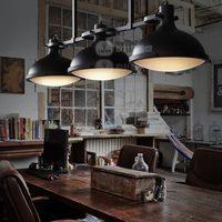 Lamp modern fashion vintage bar counter american style lamp pendant light