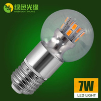 E27 E14 3W 5W 7W LED Corn Bulb led bulb lamp Light  360 degree 220V or 110V