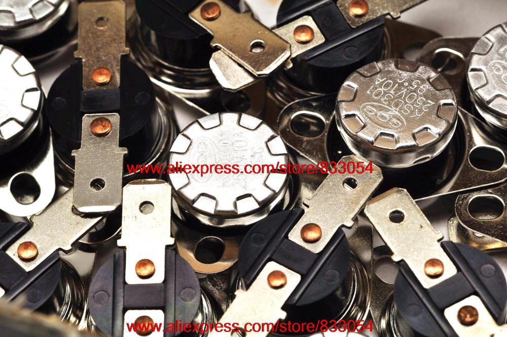Коммутатор KSD301 95 c 250 10 10 NC KSD301 95 degree C бетоносмеситель кратон beetone 130