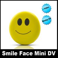 Smile Face Design Hidden Mini DV Wireless Camera Video DVR HD 1280 X 960 with retail box