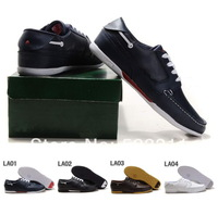Hot selling 2014 new fashion Los Angeles famous designer men's fashion flat leisure luxury style of sports shoes size40-46