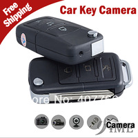 New Cool Mini DV Car KeyChain Shape Video Camera 818 car keys micro camera  DVR hidden Camcorder Record,Free drop Shipping