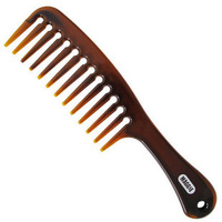 Maggie comb wide tooth comb large flat comb big wave curly hair comb Large  wholesale