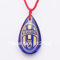 IIATOM Fans Supplies Souvenirs Champions Cup team RMA BAR MAN JUVE ACM ARS CFC Pendant Necklace