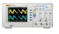 Rigol DS1052E 50MHz Band widths 2-Channel Digital Oscilloscope
