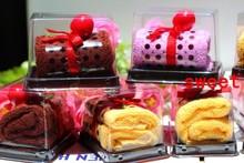small cake box promotion
