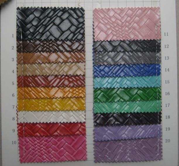 High-grade PVC imitation leather home textile clothing fabric sofa(China (Mainland))