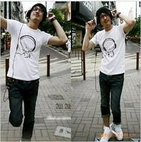 2014 new fashion trend of men's T-shirt M-XXL