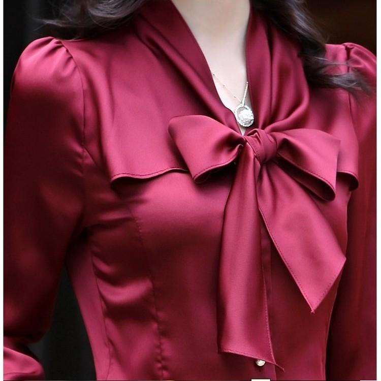 Блузка С Бантиками Доставка