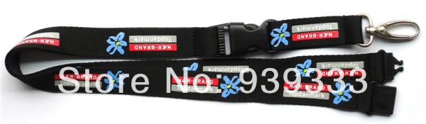Corporate logo promotional gift neck strap lanyards, 2*88+14cm, China lanyard factory for customized business gift neck straps,(China (Mainland))