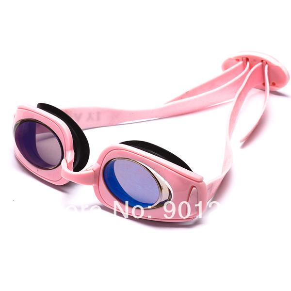 Fashion anti-fog silicone funny adult competition silicone swimming goggles(China (Mainland))