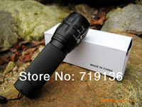 Free shipping cheaper and practical 2000Lumens High Power Torch Zoomable LED Flashlight camping light  led camping light