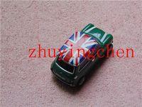 Hot Selling Real Full Capacity 2gb 4gb 8gb 16gb 32gb Metal Green mini jeep Car Model USB Flash Drive gifts box 64gb usb stick