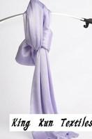 Ice Silk Fabric Used For Wedding Decoration--Lilac