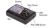 Free shipping New 5MP HD Smallest Mini DV Camera Digital Video Recorder Camcorder Webcam DVR & retail box