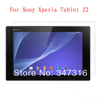 anti glare screen protector guard for Sony Xperia Z2 Tablet LTE,without retail package 100pcs/lot