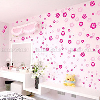 New Removable Wall Art Stickers Vinyl Decal Mural Home Decor Tree Flower Sticker  Good-Looking Delicate  Firm Cozy PJ205