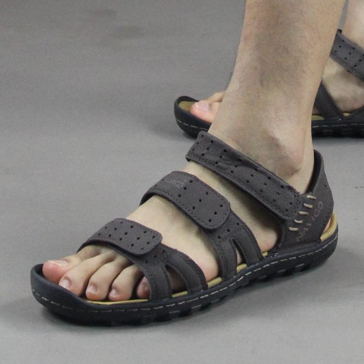 Hot vietnã sapatos masculinos caminhadas sandálias fora dos idosos sapatos casuais esporte plus size caminhadas sandálias grátis frete(China (Mainland))