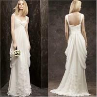 vw Wedding dress 2014 designer sweetheart lace mermaid flowers bridal gown A Bride Wedding Toast dress hand petal