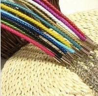 Free shipping Lady's Slender waist belt women Korean version of the braided women belts    factory models spot