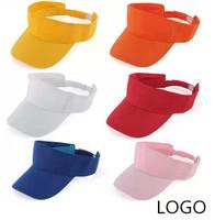 Hat male Women outdoor sunbonnet sunscreen sun hat advertising cap visor