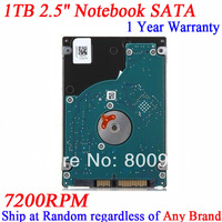 sata2 7200rpm 1TB HDD Hard Disk 2.5 inch notebook
