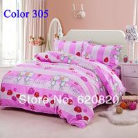 Factory Price Comfortor Bedding Set  Fashion  Queen King size Bedding sets Duvet cover set  Pillow Case Bedsheet Home Textile