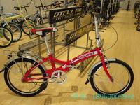 2014 New Orginal Gogo20 aluminum alloy frame ultra-light folding bicycle small size accord  Free Shipping