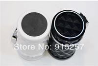 free shipping Portable Car Auto LED Light Smokeless Ashtray Cigarette Holder