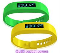 Unique Wearable Devices Intelligent sport bracelet Recording Sports/Sleep Quality Bluetooth 2.1+EDR bracelets & bangles A040