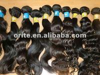 Top Quality !! Virgin Brazilian Human Hair Weft 5A Top Grade Real Brazilian Virgin Remy Hair