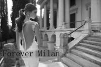 Vestidos de Noiva 2014 Beautiful Lace Mermaid/Trumpet Sexy Lace Backless Wedding Dresses 2014 Bride Gown Dress Wedding Casamento