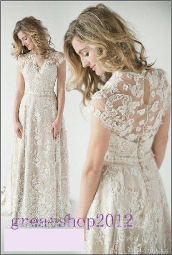 Wedding dresses aus china vintage inspired lace wedding dresses
