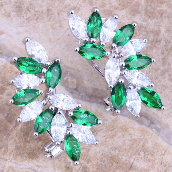 Серьги-клипсы Jewelry 925 &