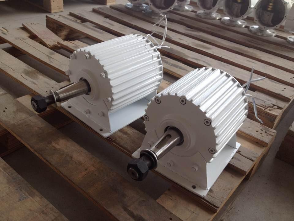 1000W AC 24v/50hz permanet magnet generator/neodymium magnet power generator(China (Mainland))