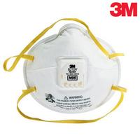 3m8210v valve particles respirator fine pm2.5