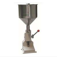 Hot ,Free shiping by DHL  manual bottle filling machine,(5~50ml),manual liquid filling machine,hand fillling machine