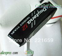 2014  golf Clubs Putter Daytona 12 GHOST TOUR Golf Putter 33/34/35 Length Right Steel shaft Plus Putter Headcover  Free shipping